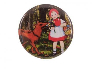 Taschenspiegel Rotkäppchen