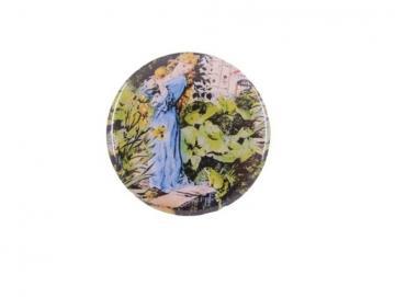 Taschenspiegel Froschkönig